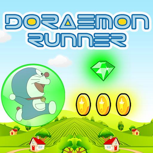 Super Dôraemon Run 2017