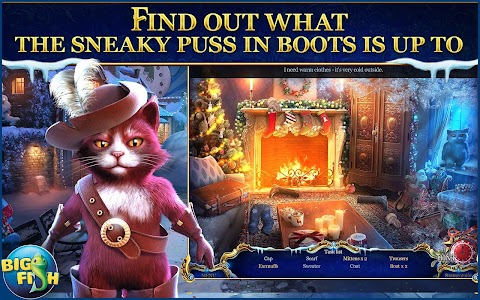 Christmas: Puss in Boots Full v1.8.1.588