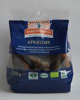 SLUT- återkommer till hösten. Aprikoser 500 gram, ekologiska.