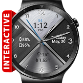 MetalleX HD Watch Face