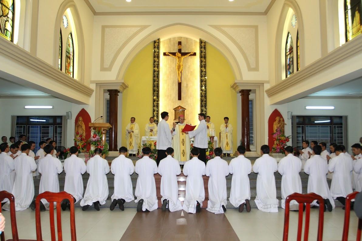 Lễ Phong Chức Phó Tế tại Toà Giám Mục Nha Trang - Ảnh minh hoạ 19