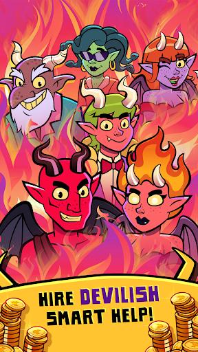 Hell Inc. - Imp Theme Park Tycoon 1.0 screenshots 3