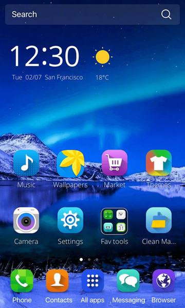 S6 – Icon Pack v2.1