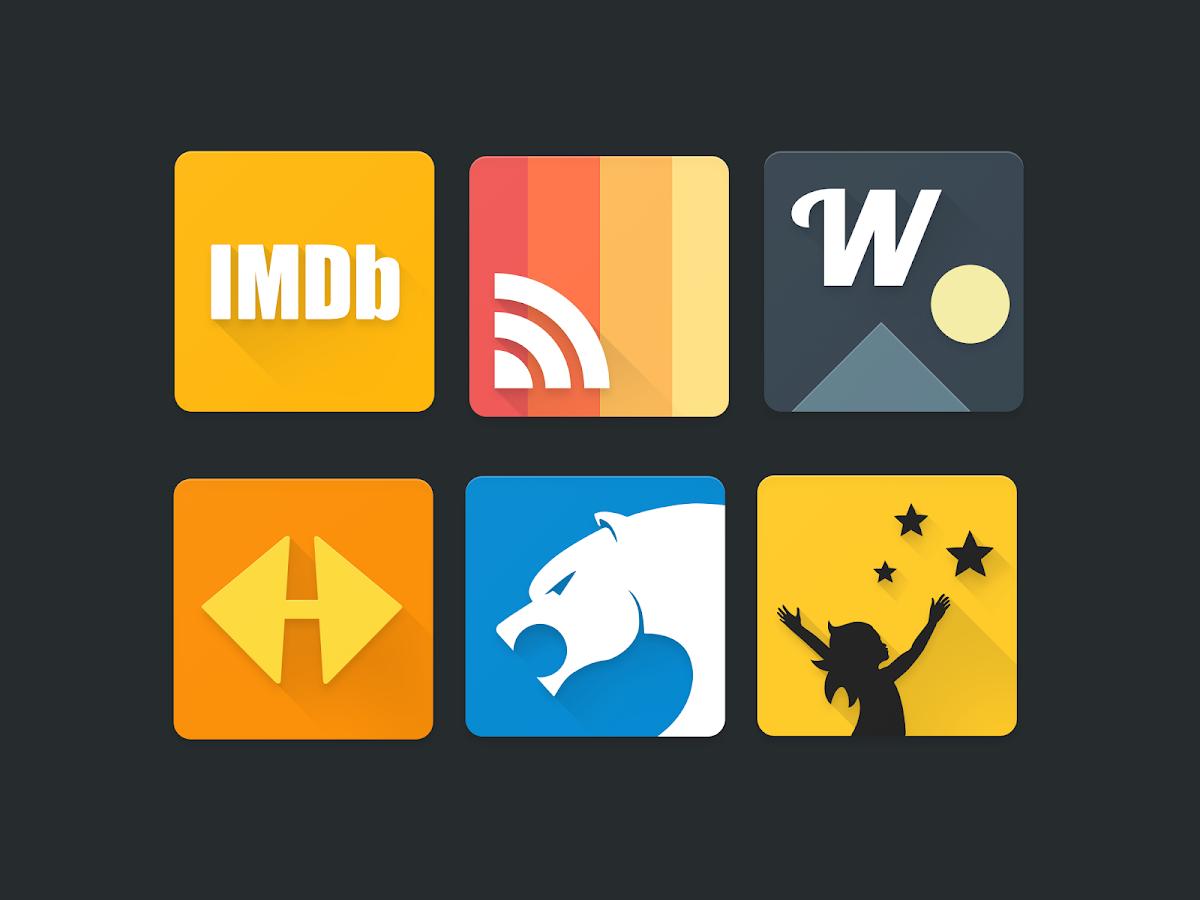 Quada - Icon Pack - screenshot