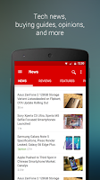 Screenshot of Gadgets 360