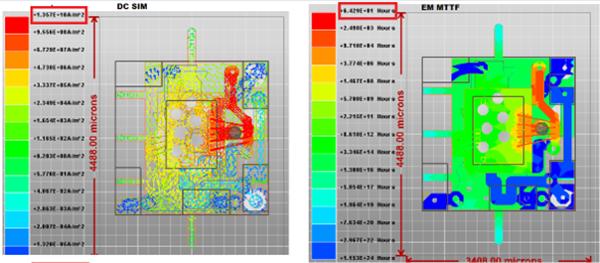 ANSYS | Модуль EMI Scanner позволяет проверить плату электронного устройства на соответствие принятым требованиям