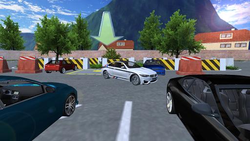 Cars Parking Simulator apk mod capturas de pantalla 2