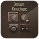 Brown Envelope Theme Download for PC Windows 10/8/7