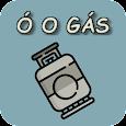 Ó o gás icon