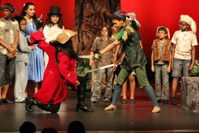 JISD Presents Peter Pan Jr.