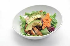 E3 Salade de poulet émincé avocat