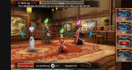... Anh Hùng Xạ Điêu Game3 screenshot 11 ...