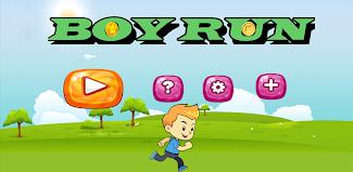 Boy Runner poster
