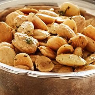 Thyme-Roasted Marcona Almonds.