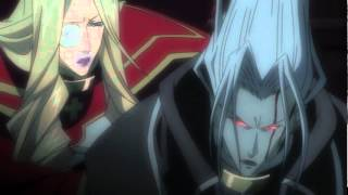 Trinity Blood - Overcount II. Lucifer's Choice