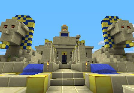Mod Ancient Egypt 2018 for MCPE - náhled