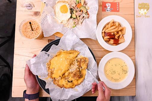 . 📍泰泰我要 ᵀᴴᴬᴵ ᵀᴴᴬᴵ ᴵ ᵂᴬᴺᵀ 在高雄西子灣附近的一間泰式料理,起初覺得名字很可愛,又是泰式料理就吸引我來吃吃,室內的光線也很充足,價錢也不高,如果住附近我一定常常來吃⋯ - 🇹