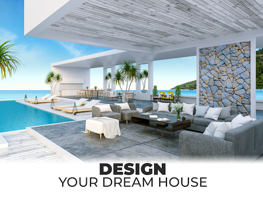 My Home Makeover - Design Your Dream House Games 2.3 screenshots 1