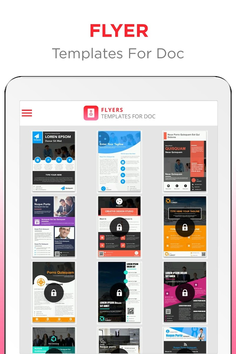 flyer maker best poster maker app apk cracked free download