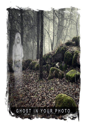 Ghosts in your photos - PRO