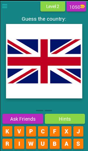 Flag quiz 2019 3.2.7z screenshots 3