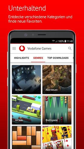 Vodafone Games 1.9.0 screenshots 3