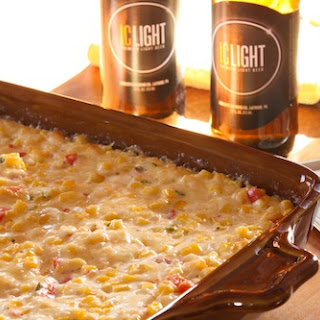 Hot and Cheesy Corn Dip