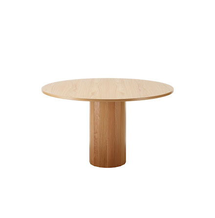 Cap matbord runt litet