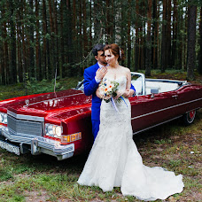 Wedding photographer Roman Polyanin (photoroman). Photo of 18.07.2016