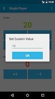 Screenshot of MtG Life Counter & Card Search