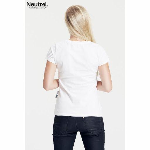 Neutral Ladies Organic T-shirt