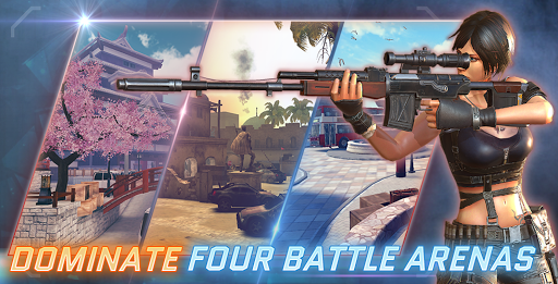 Squad Conflicts  captures d'écran 5