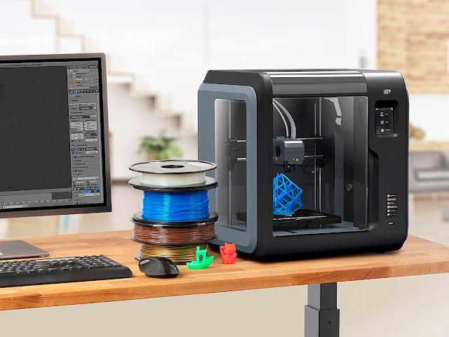 Monoprice MP Voxel 3D Printer