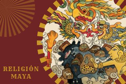 Dioses de la religión maya