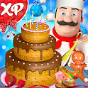 Christmas Restaurant Cooking Story icon