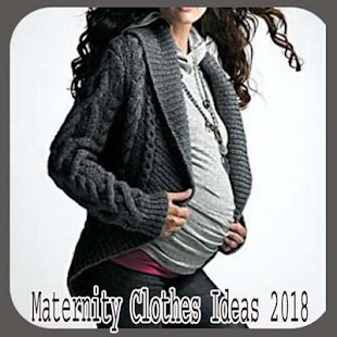 Maternity Clothes Ideas 2018 - náhled