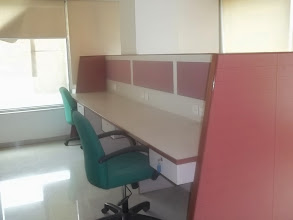 Photo: Office on lease at Koregaon Park Pune
