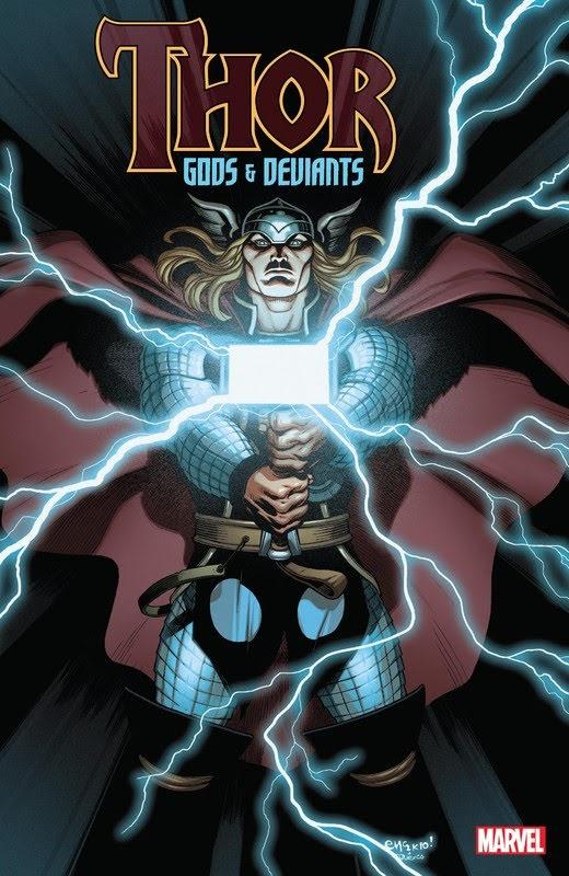 Thor: Gods & Deviants (2017)