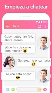 Sweet Chat: conoce,chatea,haz amigos 7
