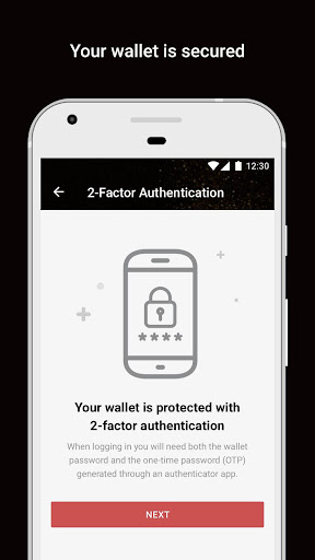 Bitcoin Gold Wallet by Freewallet screenshot 5