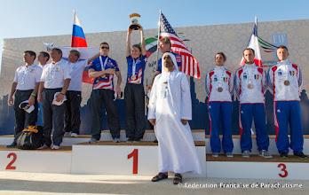 Photo: Voile Contact à 2, première participation et première médaille pour le trio Petitjean Plat Dubois, 4ème DIPC 2013