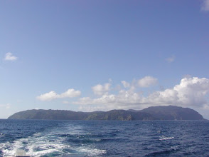 Photo: Cocos island au Costa Rica