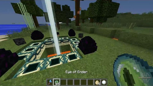 Portal Teletransp Ideas Craft Screenshot