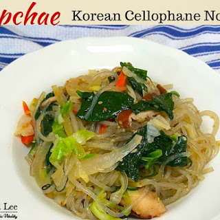 Jap Chae - Korean Noodles