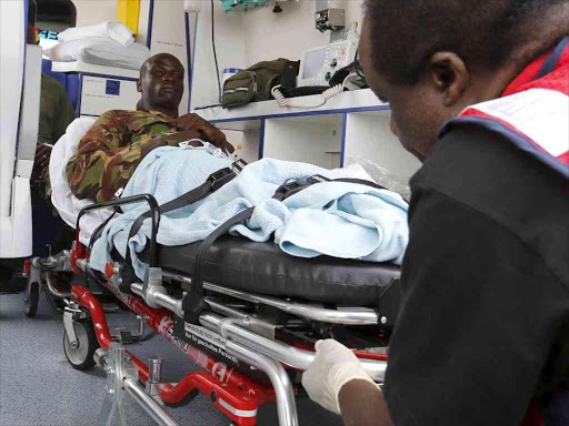 How two KDF soldiers survived El Adde al Shabaab attack