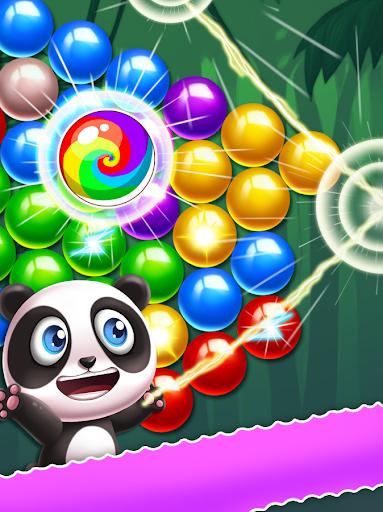 Panda Bubbles Hunter 1.1 screenshots 4