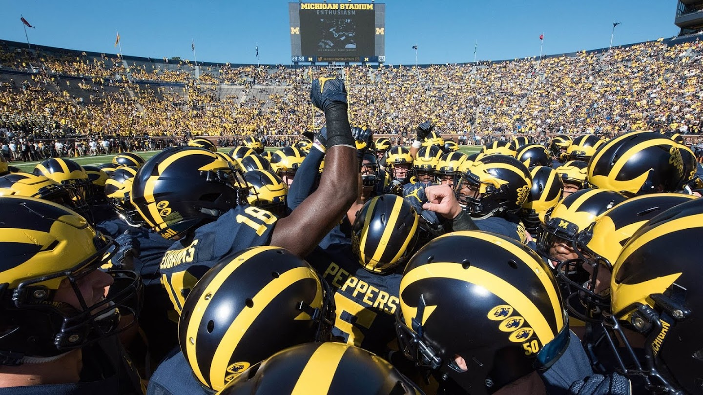 All or Nothing: Michigan Football