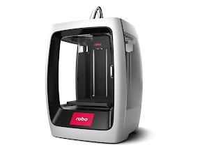 Robo 3D R2 High Performance Smart 3D Printer