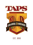 Logo for TAPS Fish House & Brewery Corona
