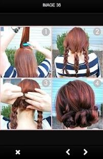 Hair Style Tutorial - náhled